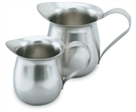 Vollrath Stainless Steel Bell Creamer Server - 5 Oz.