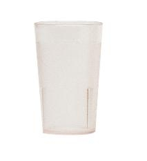 Cambro Colorware Textured Tumbler Clear 7.8 Oz.