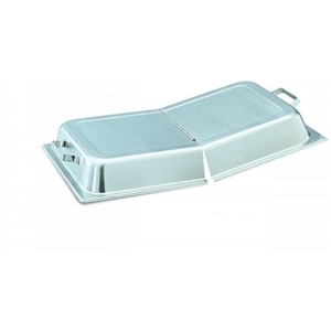 Vollrath Stainless Steel Dome Cover Pan - 2.25 in.