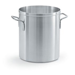 Vollrath Wear-Ever Classic Aluminum Standard Stock Pots - 12 Qt.