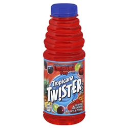 Pepsico Twister Fruit Fury Drink - 20 Oz.
