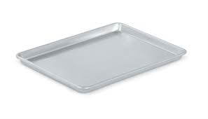 Vollrath Wear-Ever Heavy Duty Aluminum Half Size Sheet Bun Pan