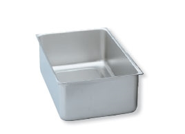 Vollrath Standard Stainless Steel Steam Table Spillage Pan