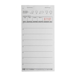 National Checking Waiterpad Paper White - 100 Count