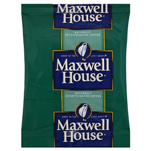Maxwell House Decaffeinated Coffee - 3.75 Oz.