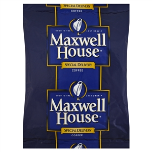 Kraft Nabisco Maxwell House Special Delivery Ground Coffee - 1.4 Oz.