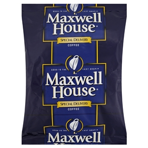 Kraft Nabisco Maxwell House Special Delivery Ground Coffee - 1.8 Oz.