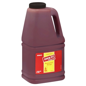Kraft Nabisco Open Pit Original Barbecue Sauce - 1 Gal.