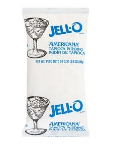 Kraft Nabisco Jello Americana Tapioca Pudding - 24 Oz.