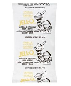 Kraft Nabisco Jello Pudding and Pie Filling Vanilla Pudding - 4.5 Lb.