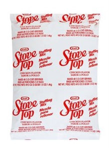 Kraft Nabisco Stove Top Chicken Flavor Stuffing - 49.5 Oz.