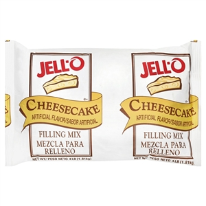Kraft Nabisco Jello Cheesecake Mix - 4 Lb.