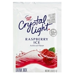 Kraft Nabisco Crystal Light Raspberry Ice Beverage - 1.8 Oz.