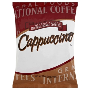 Kraft Nabisco General Foods International Italian Cappuccino Coffee - 2 Lb.