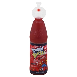 Kraft Nabisco Kool Aid Burst Cherry Beverage - 6.75 Oz.