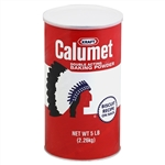 Kraft Nabisco Calumet Baking Powder - 5 Lb.