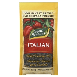 Kraft Nabisco Good Seasons Italian Salad Dressing - 7.6 Oz.