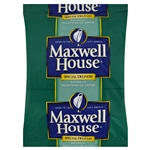 Kraft Nabisco Maxwell House Splash Decaffeinated Coffee - 1.3 Oz.