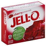 Kraft Nabisco Jello Cherry Gelatin - 3 Oz.