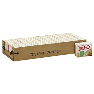 Kraft Nabisco Jello Instant Vanilla Pudding - 3.4 Oz.