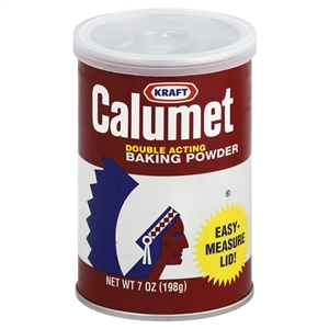 Kraft Nabisco Calumet Baking Powder Bake - 7 Oz.