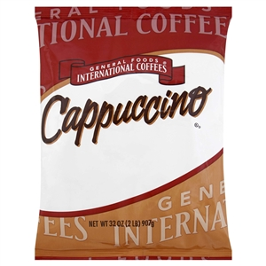 Kraft Nabisco General Foods International Swiss Mocha Coffee - 2 Lb.