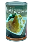 Vanee Foods Roasted Turkey Gravy - 50 Oz.