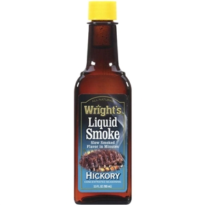 Wright's Hickory Liquid Smoke Seasoning - 3.5 Fl.Oz.