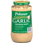 B and G Foods Polaner Chopped 25 oz. Garlic