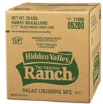 Hidden Valley Original Ranch Dressing Bag In Box - 20 Lb.