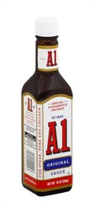 Kraft Nabisco A1 Steak Sauce Food Service - 10 Oz.
