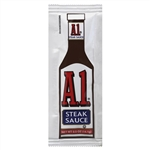 Kraft Nabisco A1 Steak Sauce Portion Pack - 0.5 Oz.