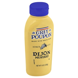 Kraft Nabisco Grey Poupon Dijon Squeeze Mustard - 10 Oz.