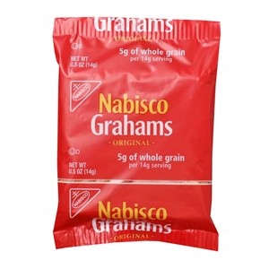 Kraft Nabisco Graham Cracker - 0.49 Oz.