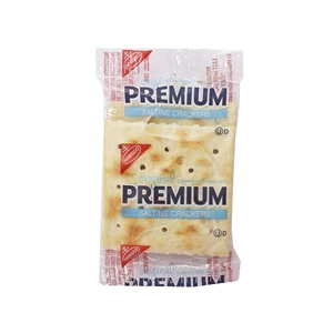 Kraft Nabisco Premium Saltine Cracker - 0.2 Oz.