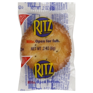 Kraft Nabisco Ritz Cracker - 0.23 Oz.