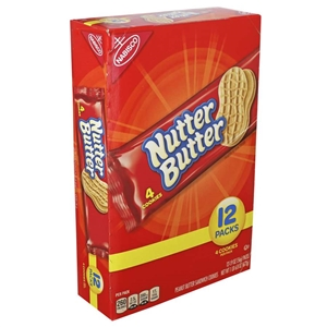 Kraft Nabisco Nutter Butter Snack - 1.9 Oz.