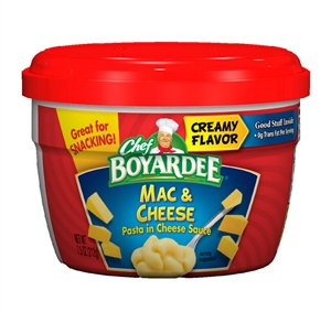 Conagra Chef Boyardee Entree Macaroni and Cheese - 7.5 Oz.