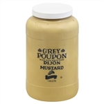 Kraft Nabisco Grey Poupon Classic Mustard - 128 Oz.