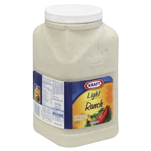 Kraft Nabisco Light Done Right Ranch Dressing - 1 Gal.