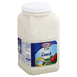 Kraft Nabisco Ranch Fat Free Dressing - 1 Gal.