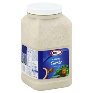 Kraft Nabisco Signature Creamy Caesar Dressing - 1 Gal.