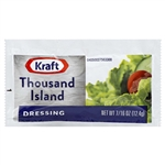 Kraft Nabisco Thousand Island Dressing - 0.44 Oz.