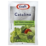 Kraft Free Catalina Fat Free Dressing - 1.5 Oz.