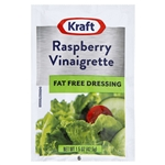 Kraft Nabisco Raspberry Vinaigrette Fat Free Dressing - 1.5 Oz.