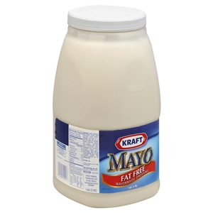 Kraft Nabisco Fat Free Mayonnaise Dressing - 1 Gal.