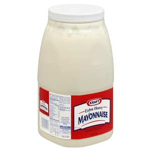 Kraft Nabisco Extra Heavy Mayonnaise - 1 Gal.