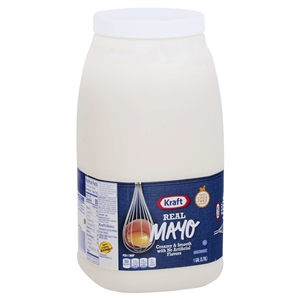 Kraft Nabisco Real Mayonnaise - 1 Gal.