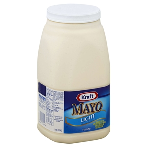 Kraft Nabisco Light Mayonnaise - 1 Gal.