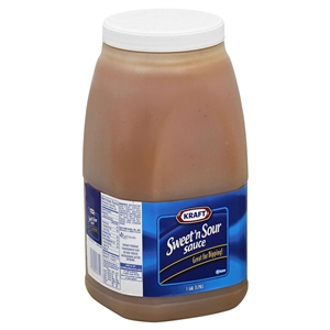 Kraft Nabisco Sweet and Sour Dipping Sauce - 1 Gal.